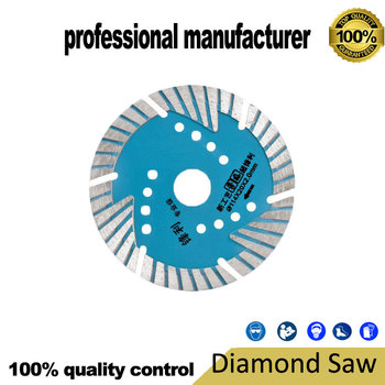 114mm stone working tools saw blade diamond for tile cutting pebble at good price and fast delivery