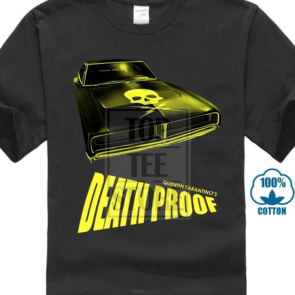 Quentin Tarantino Death Proof White Custom Made T-Shirt