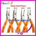 Анти - скольжение резиновая ручка очков пусковая площадка носа плоскогубцы очки плоскогубцы AC14 AC1 5 AC18 AC55