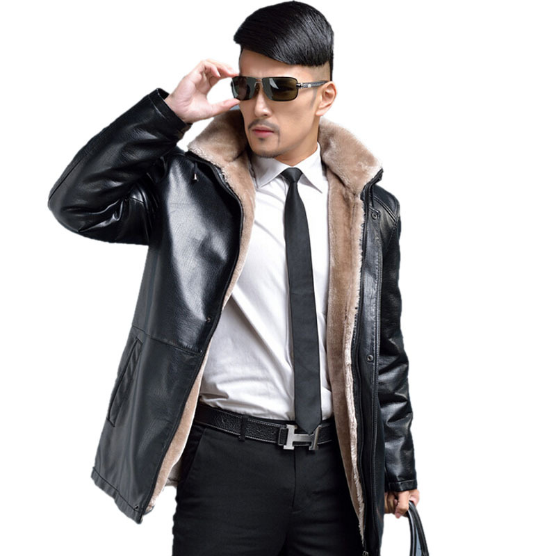 Online Buy Wholesale fur coats mens from China fur coats mens