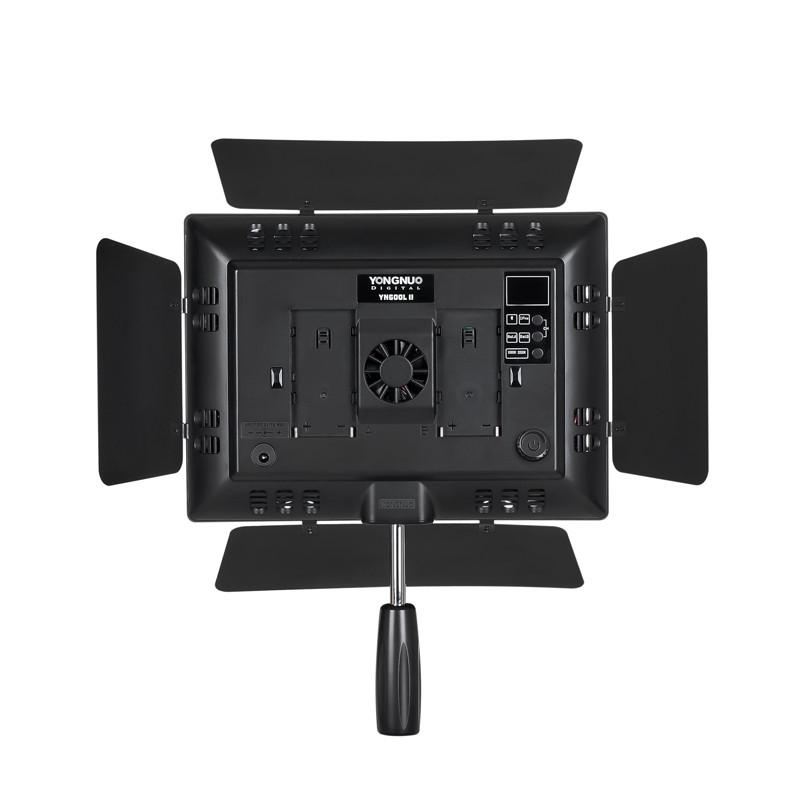 YONGNUO-YN600L-II-5500K-YN600-II-600-Video-LED-Light-Panel-2-4G-Wireless-Remote-Control (2)