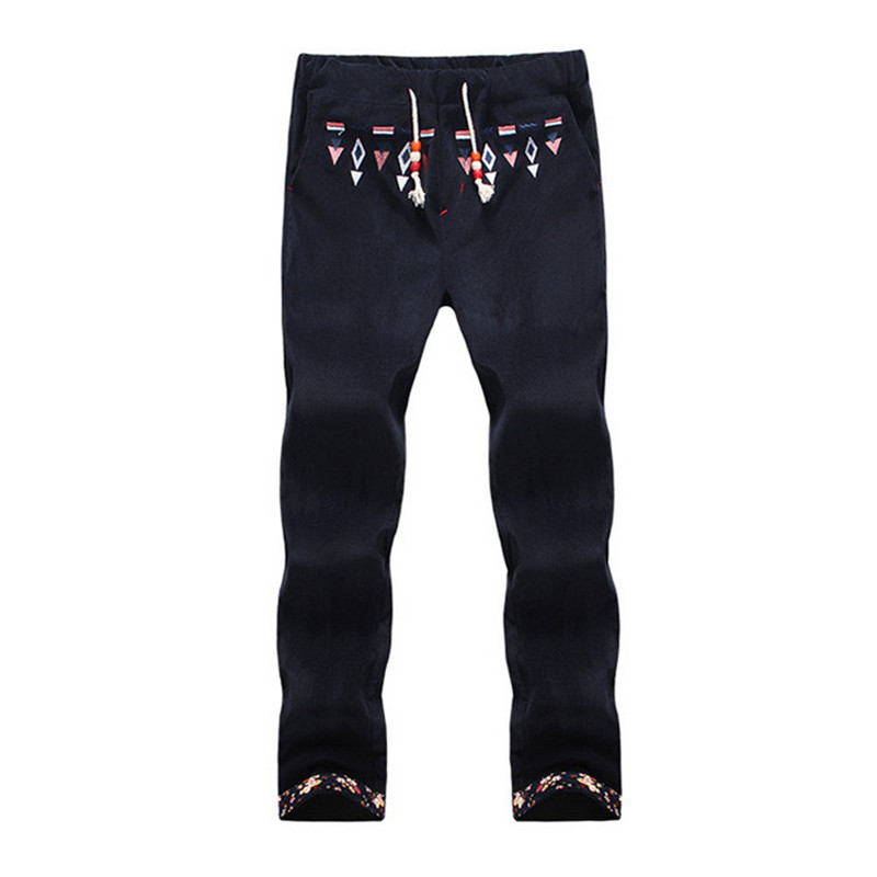 Popular Embroidered Corduroy Pants-Buy Cheap Embroidered Corduroy ...
