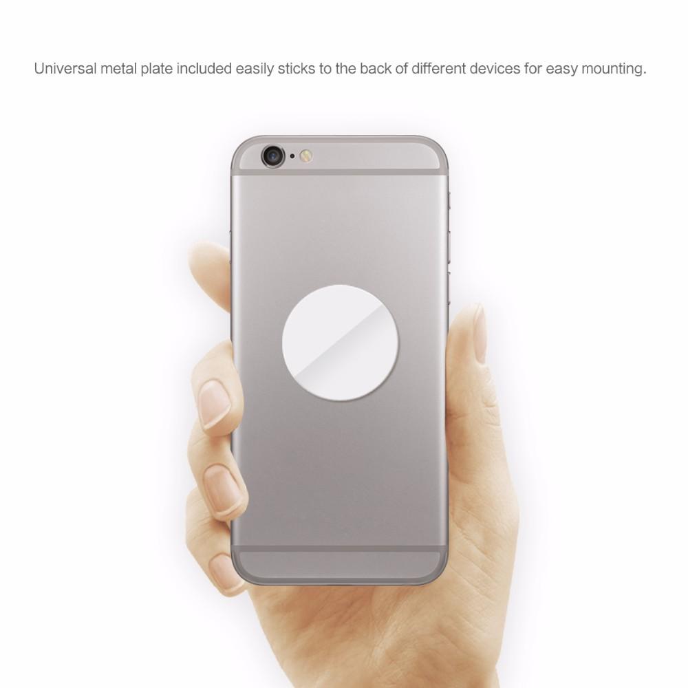 SKAŁA Obrotowy Uchwyt Magnetyczny Uchwyt Na Telefon Samochodowy Air Vent Outlet Magnes Uniwersalny Uchwyt Telefonu komórkowego Dla iphone Samsung stojak 10