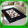 Free Shipping 100 Natural Genuine Cow Leather Rugs Made In Turkey