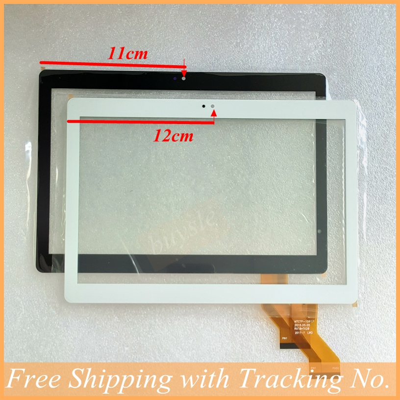 New For 10.1 inch Tablet PC MTCTP-10617 touch screen panel Digitizer Sensor MGLCTP-10741-10617FPC MGLCTP-10927-10617FPC new 9 6 inch mglctp 90894 2015 05 27 rx18 tx28 touch screen panel replacement 222 157 mm tablet pc touch pad digitizer