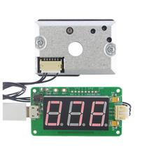 Original PM2 .5 Sensor Air Detector Dust GP2Y1051AU0F Quality Detection Instrument with DEMO Assessment Display Board