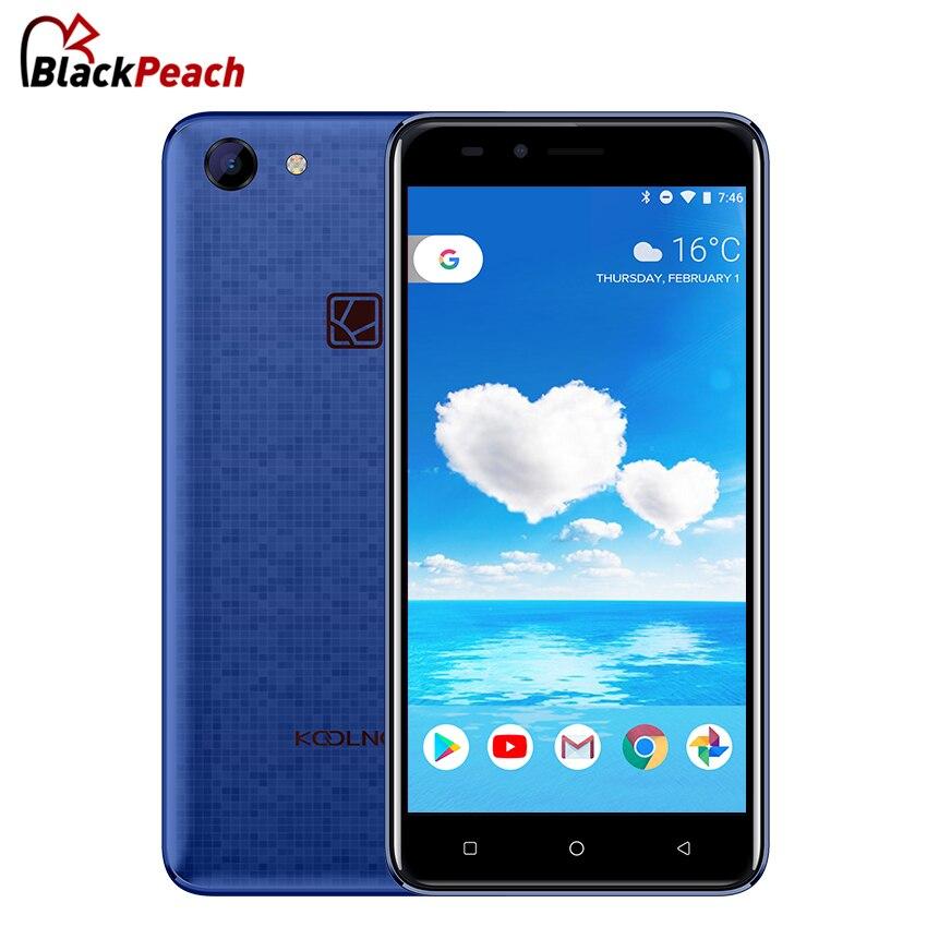 Koolnee Arc-En-5.0 HD Smartphone MTK6580A Quad Core Android 8.1 1 GB RAM 8 GB ROM 8MP Caméra 2400 mAh Dual Sim 3G Téléphone Portable