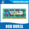 Ноутбук Ram 204PIN Памяти DDR3L 1333 PC3-10600 DDR3L 8 ГБ 1600 PC3-12800 Sodimm Ram Совместимы Все Intel AMD ddr3 Материнская Плата