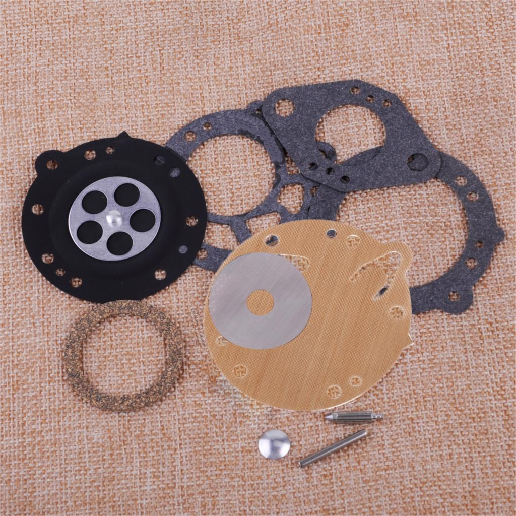 LETAOSK Carburetor Carb Repair Rebuild Kit Fit For Stihl 08 070 090 TS350 TS360 TILLOTSON RK-83HL Golf Car
