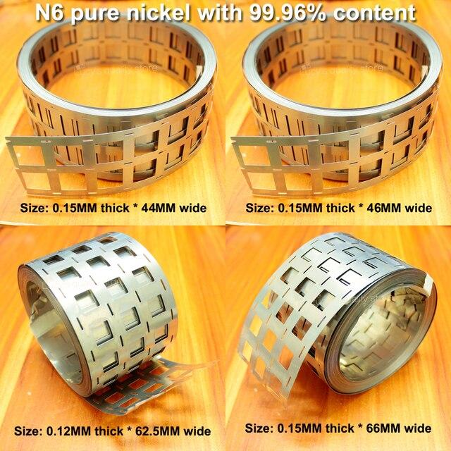 1 kg 99.96% 순수 니켈 18650 전원 리튬 배터리 특수 니켈 시트 n6 순수 니켈 시트 스폿 용접 니켈 시트