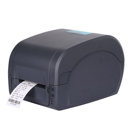 80mm thermal barcode label printer 203DPI with Thermal Transfer printing support win8 usb+Serial+Parallel interface zebra printer gk888t thermal transfer barcode label machine support 1d