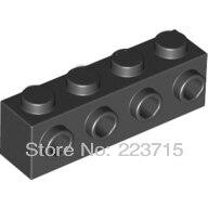 *Brick 1X4 W. 4 Knobs*30414 20pcs DIY Enlighten Block Bricks,Compatible With Other Assembles Particles