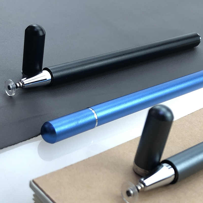 متعددة وظيفة الهاتف المحمول ستايلس ستايلس قلم شاشة اللمس ل كل المحمول الهاتف لهواوي سامسونج Xiaomi iphone 6 7 8 XS ماكس XR