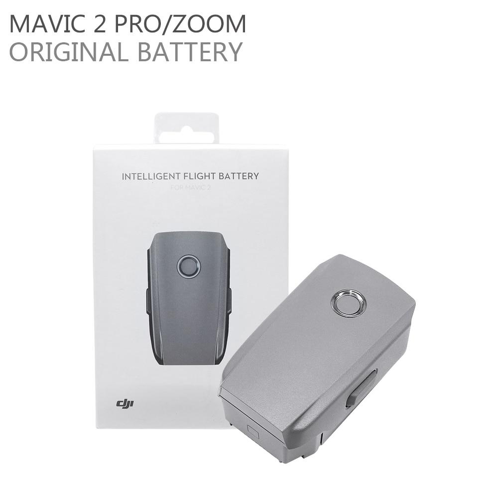 Original DJI Mavic 2 Pro & Mavic 2 Zoom Intelligent Flight Battery for MAVIC 2 Batteries Drone Accessories Brand NewOriginal DJI Mavic 2 Pro & Mavic 2 Zoom Intelligent Flight Battery for MAVIC 2 Batteries Drone Accessories Brand New