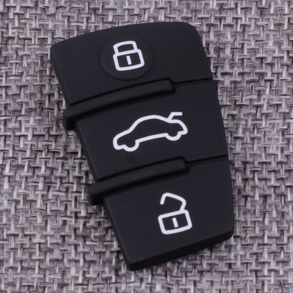 For Honda Civic Crv Accord Jazz Replacement Remote Fob Case 3 Button A62 NEW