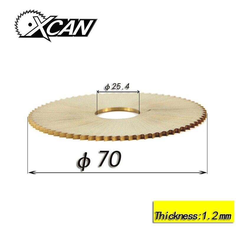Diameter 70mm Teeth 72 Z Key Cutting Machine Blade For Wenxing 100E1 100F1high Speed Steel Circular Saw Blade Locksmith Tools