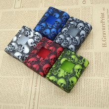 New Design AL85 Skull Head Silicone Case Protective Silicone Case For SMOK Alien 85W Box Mod Alien Mini Alien Baby
