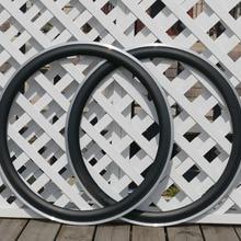 50 мм клинчерная покрышка из углеродного волокна дорожный трек велосипед с камерными шинами обод шириной 23 мм 25 мм велосипед сплав сторона+ Подарок: бутылка клетка