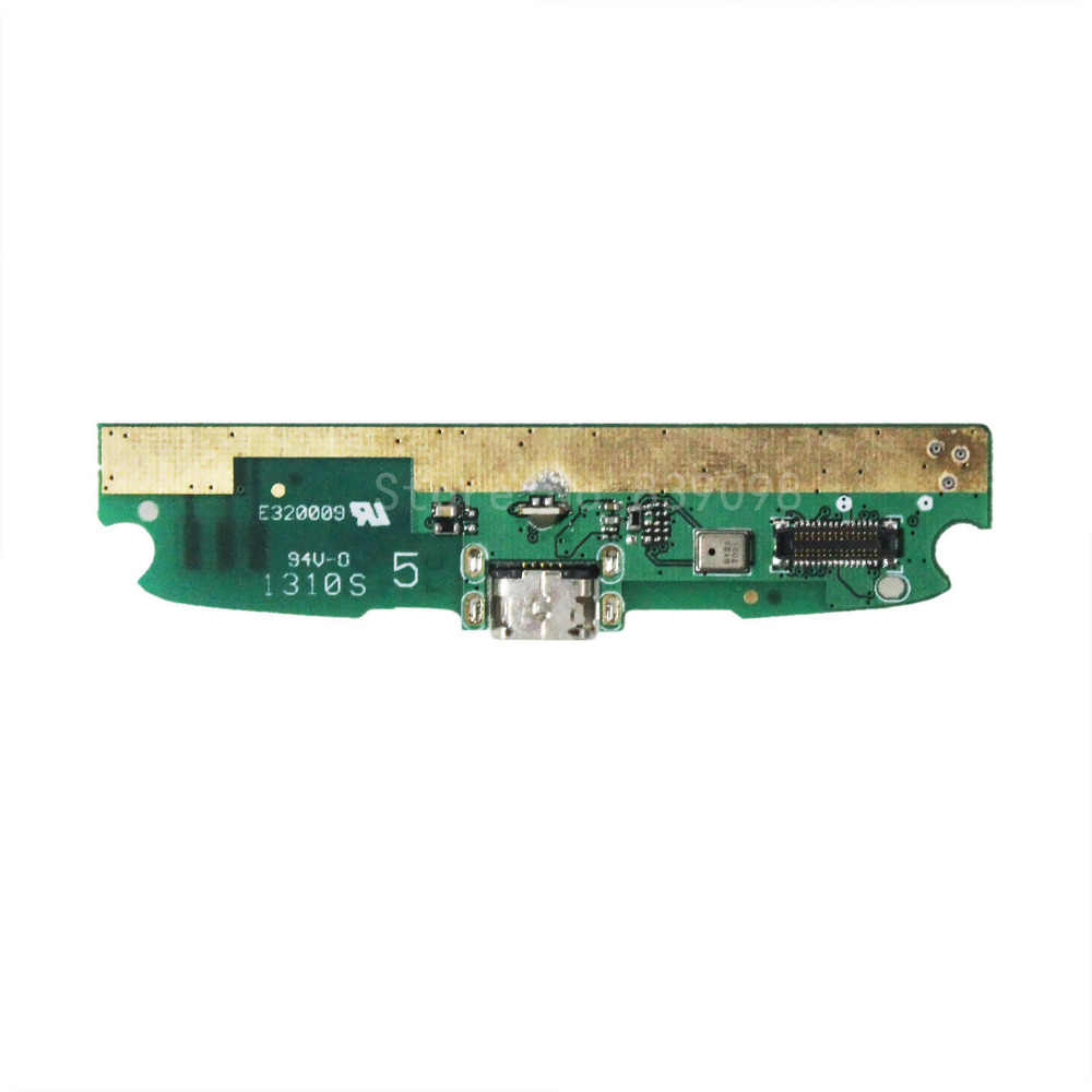 USB Charging Dock Port Board PCB Mic Flex Cable Replace For Lenovo S820 S820e
