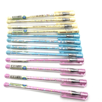 Gel Ink Pens 0 35mm Full Needle Pens Erasable Cute Office And School Supplies Kawaii Korean