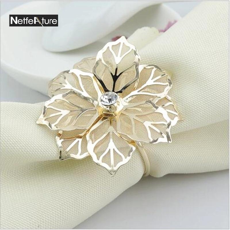 Online Buy Wholesale wedding napkin ring from China wedding napkin