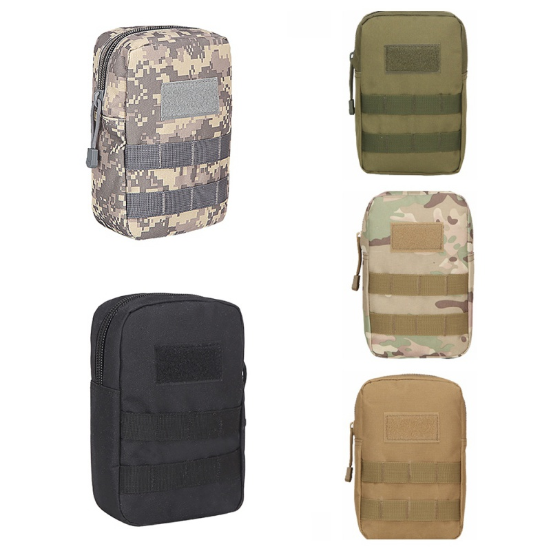 Tactical Pouch Accessory Tool Waist Bag Nylon Tactical First Aid Kit Accessori Package Military Paintball Hunting Bags Climbing Bags Hot