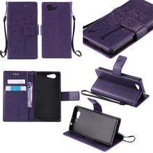 Flip Case for Sony Xperia Z3 Z 3 Mini Z3 Z 3 Compact D5803 Case Cover Phone leather Cover for Sony Xperia Z3 Compact D5803 D5833
