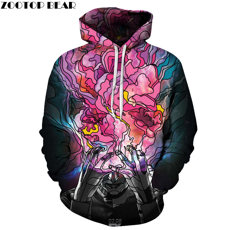Movie Printed 3D Hoodies Men Women Sweatshirts Funny Printed Hooded Pullover Fashion Autumn Winter Tracksuits Brand Hoodies