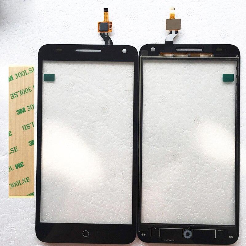 Nouveau 5.5 Écran Tactile Pour Alcatel One Touch Pop 3 OT5025 5025D 5025 Écran Tactile Tactile de Remplacement Du Panneau Avant En Verre
