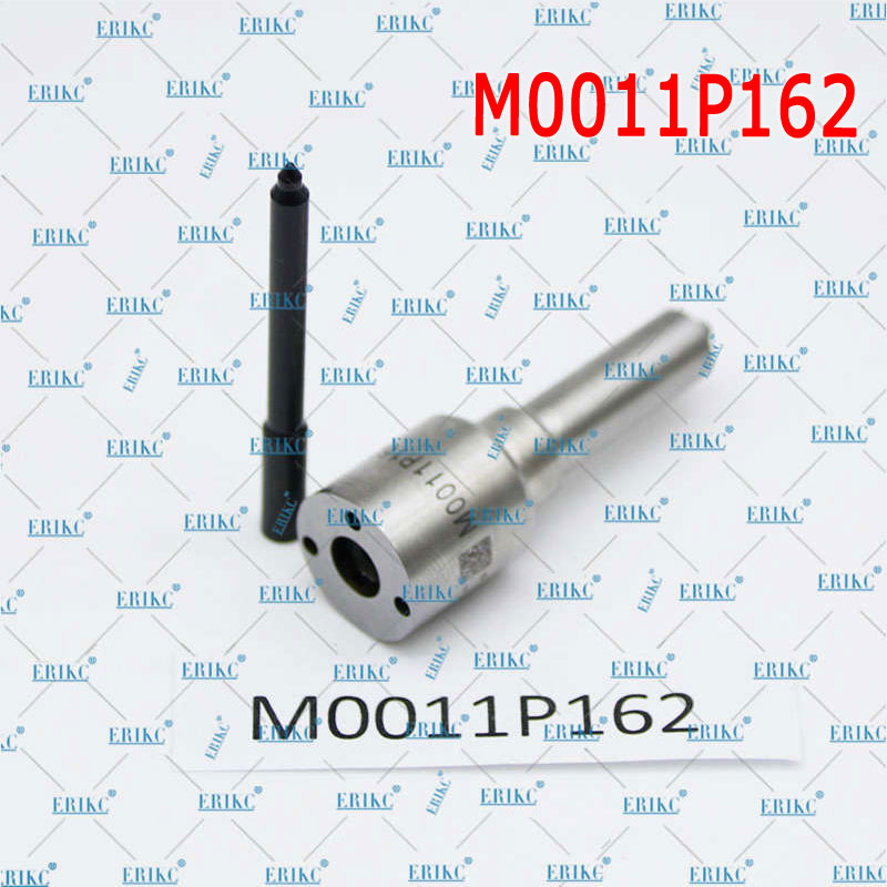 ERIKC M0011P162 Diesel Injection Fuel Nozzle ALLA162PM011 Common Rail Spray Parts DLLA162PM011 For AUDI Siemens Piezo 5WS40539 image
