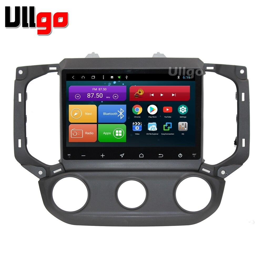 9 pollice Octa Core Android 7.1 Unità della Testa Dell'automobile per Chevrolet Trailblazer Chevy Car Stereo GPS con BT Radio RDS specchio-collegamento Wifi