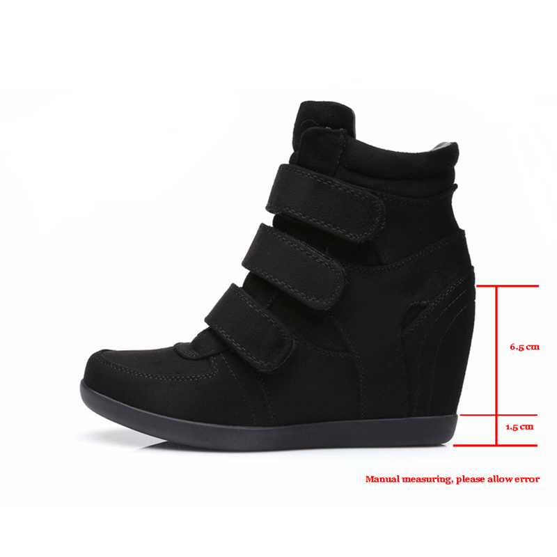 Spring Women Boots faux suede Leather