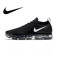Original Authentic NIKE AIR VAPORMAX FLYKNIT 2.0 Men's Running Shoes Classic Outdoor Sports Shoes Mesh Breathable 942842 001