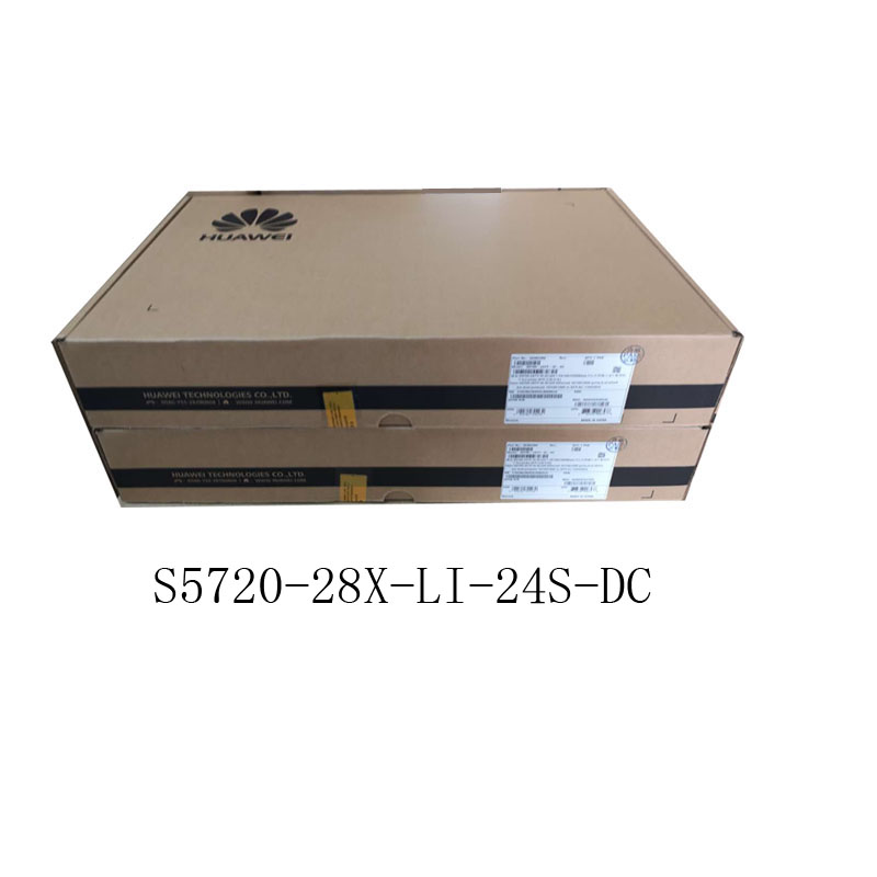 Huawei S5720-28X-LI-24S-DC Enterprise Core Switch
