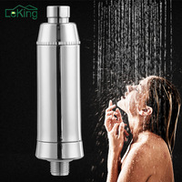 Household Bathing Water Purifier Filter Dechlorination Skin Bathing Shower Filtration Soft Water Hard Water Shower Purifiers