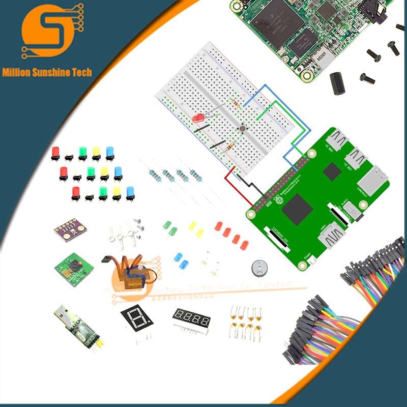 Hot Sale!Raspberry Pi/NXP Development Board General Intelligent Equipment Innovation DIY Starter Accessories  Free Shipping