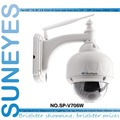 SunEyes SP-V706W Wireless PTZ Dome IP Camera Outdoor 960P/1080P HD with 2.8-12mm Optical Zoom Auto Focus Low Lux IR Night