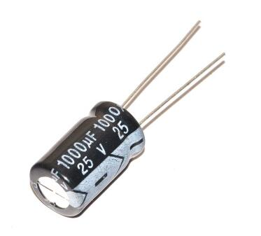 500PCS 1000uF/25V 1000uF 25V electrolytic capacitors 10mm*17mm maitech 3 x 5mm 16v 10uf electrolytic capacitors black 10 pcs