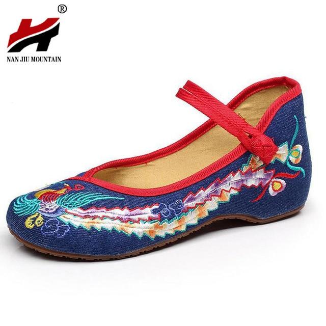 Para Zapatos Tallas 41 Moda Casual Grandes Pisos China Mujer wEEq85r