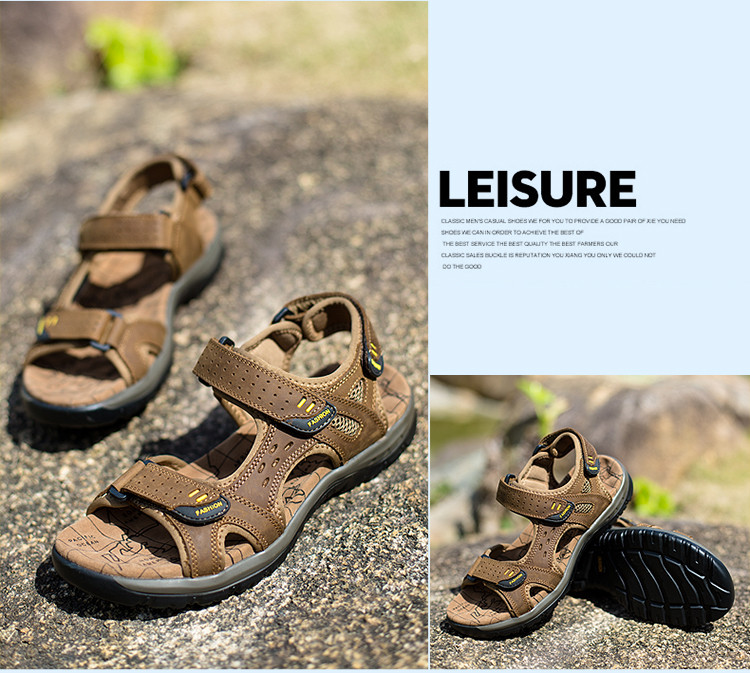 Men's Shoes Analytical Vesonal 2019 Summer New Camouflage Classic Shoes Men Sandals For Male Casual Out Door Water Walking Beach Water Sandalias Sandal