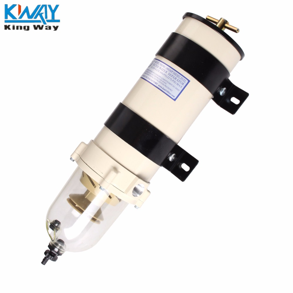 Free Shipping King Way 1000 Series Gtb681 G1000 Diesel Fuel Filter 99 Camry Equivalent To Racor 1000fh 180gph In Filters From Automobiles Motorcycles On