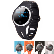 E07 Bluetooth Smartband IP67 Waterproof Health Fitness Tracker Sport Call Reminder Smart Bracelet Watch for iOS Android CT054-1