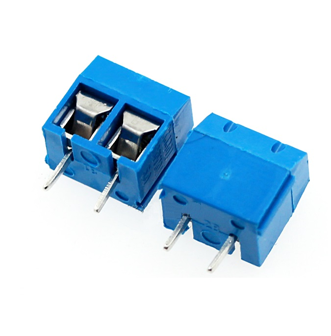 10PCS KF301-2P 5.08mm 2 Pin Connect Terminal Screw Terminal Connector NEW
