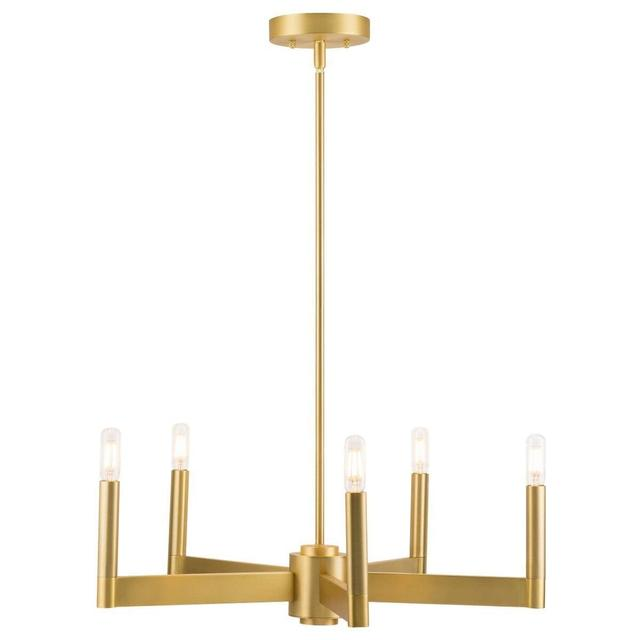 Bon Modern Multi Pendant Lights Satin Brass Linea Di Liara Lighting For Living  Room Bedroom Kitchen Hotel Hall Hanging Light Fixture