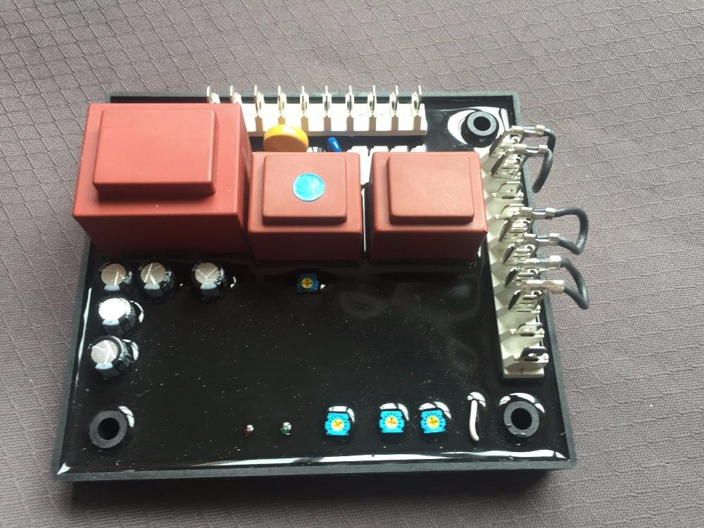 Automatic Voltage Regulator Generator Control Module Leroy Somer Series AVR R726