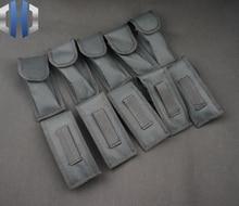 Nylon Oxford Set EDC Folding Knife Packaging Nylon Case Gift Nylon Knife Set