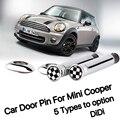 Двери автомобиля фиксатор предметы интерьера для Mini Cooper S one clubman countryman R55 R56 R57 R58 R59 R60 R61 F56