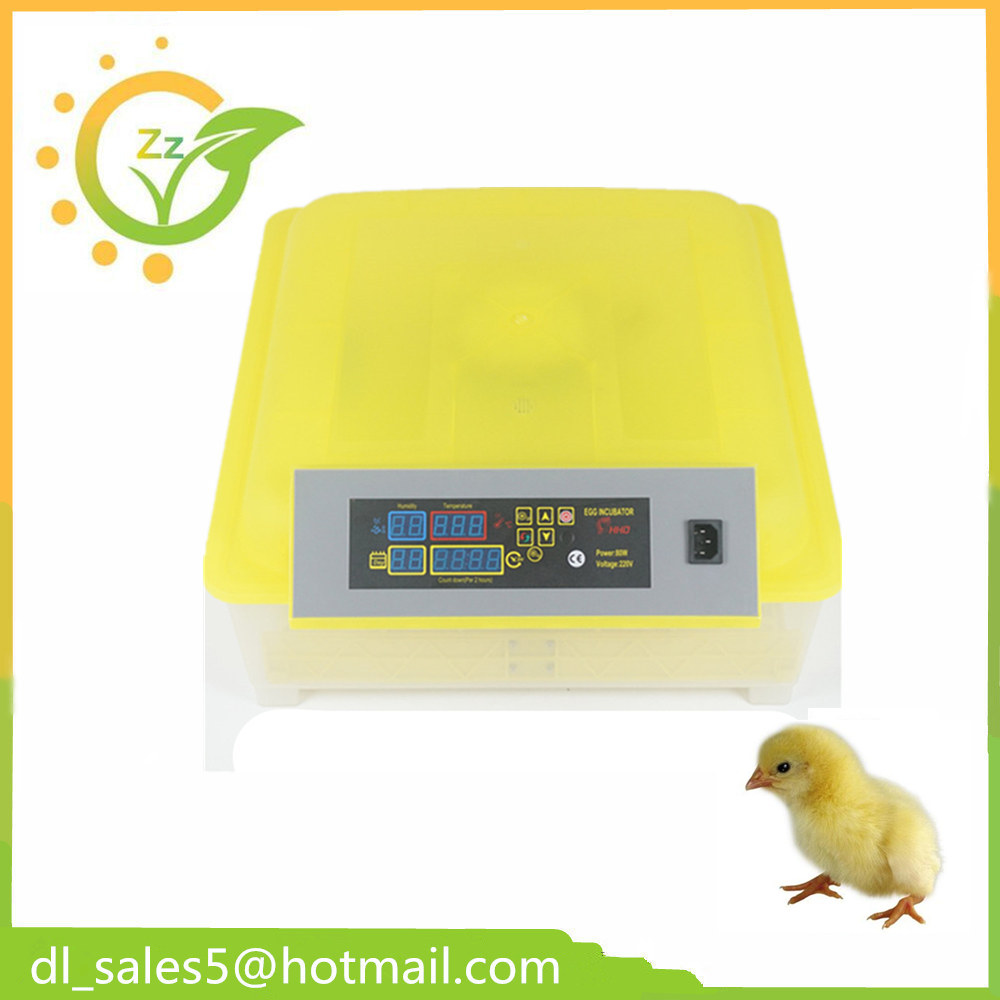 New Cheap China Smart Humidity and Temperature Automatic Chicken Incubator for Parrot Quail Chicken Egg Hatcher Brooder chicken egg incubator hatcher 48 automatic mini parrot egg incubators hatcher hatching machines