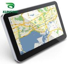 5 Дюймов Win CE 6.0 Gps-навигации Радио 8 ГБ 256 М грузовик Автомобиль GPS Навигаторы Грузовик Камера Заднего вида Экран Бесплатно Карты обновление