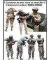 Modelos A escala 1/35 ee.uu. militar Humvees grupo A párrafo resina modelo envío gratis